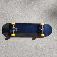 """Скейтборд в сборе Footwork Black\Orange 8.0"""""""
