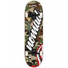 """Скейтборд в сборе NOMAD - Pin Up Green 8.125"""""""