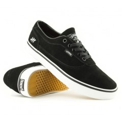 Кеды Slackers Rebel black/white
